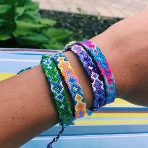 Handmade Arrowhead Friendship Bracelets